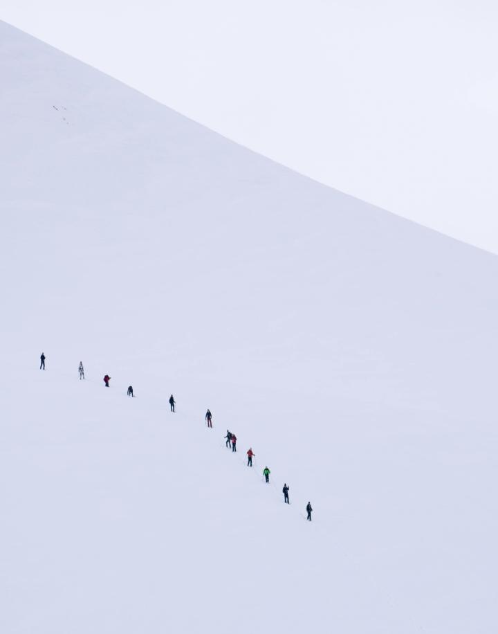 Emily Lee, First ascent of Spigot Peak.jpg
